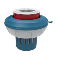 Dispensador de rodillos retráctiles flotantes 250 g difusor Astralpool FB-52350