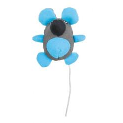 Trixie TR-45531 Shiny, phosphorescent cat mouse 10 cm Games
