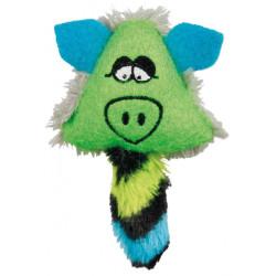 "gato juguete ""cara de animal"" 7 cm Trixie TR-45814 Juegos"