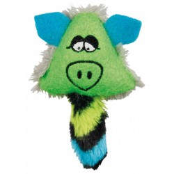 """Trixie giocattolo per gatti """"volto animale"""" 7 cm TR-45814 Giochi"""
