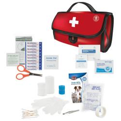 TR-19455 Trixie Set de primeros auxilios Premium para perros y gatos Cuidados e higiene