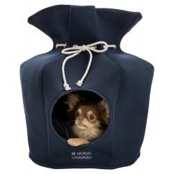 Trixie Weiches Schutzdach ø 40 × 56 cm für kleine Hunde oder Katzen TR-36273 Dodo