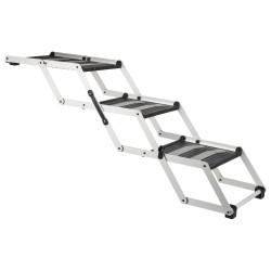 Trixie Falt scale pieghevoli -Treppe. Cane auto accessorio.3 passi. TR-39376 Rampe voiture pour chien