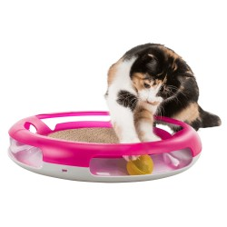 Trixie TR-41415 Cat toy Race & Scratch ø 37 cm Games