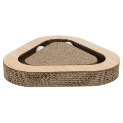 Trixie Triangular scratch pad, 36 cm. for cats. Griffoirs