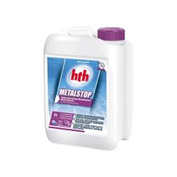 HTH Metallstop-Flüssigkeit 3 Liter -HTH SC-AWC-500-8171 Behandlungsprodukt