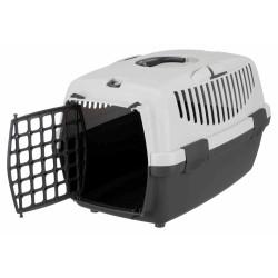 Trixie Capri 1 Transportbox für kleine Hunde oder Katzen XS 32 x 31 x 48 cm TR-39811 Transportkäfig
