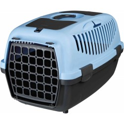 Trixie Box de transport Capri 2 pour petit chien XS-S 37 x 34 x 55 cm TR-39822 Cage de transport