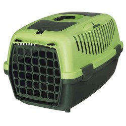 Trixie Box de transport Capri 2 pour petit chien XS-S 37 x 34 x 55 cm TR-39824 Cage de transport