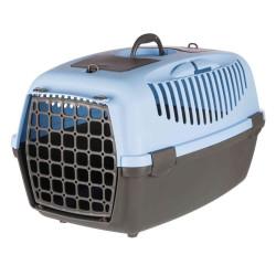 Trixie Capri 3 Transportbox für Hunde S 40 x 38 x 61 cm TR-39832 Transportkäfig