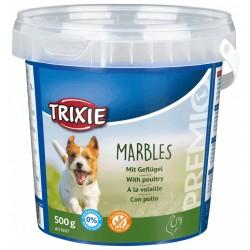 friandise pour chien PREMIO Poultry Marbles (volailles) - 500 G Friandise chien  Trixie TR-31807