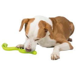 jouer cache friandise forme serpent Snack-Snake pour chien 42cm Jeux a récompense friandise  Trixie TR-34949