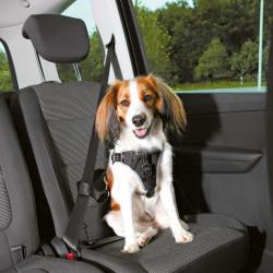Harnais pour voiture Dog Comfort S-M pour chien Aménagement voiture Trixie TR-12855