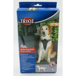 Trixie TR-12858 Dog Comfort XL Car Harness for Dogs Transport