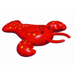 SC-FUN-900-0013 SWIMLINE Boya Oscar de langosta para su piscina. Tamaño. 158 x 132 x 38 cm Juegos de agua