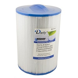 Darlly europe DA-SC714 SC714 Darlly spa filter Cartridge filter