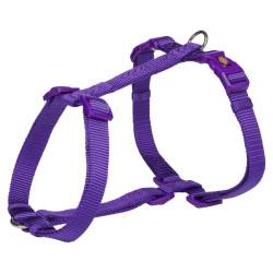 TR-204821 Trixie arnés talla XXS-XS. Forma de H, color púrpura. para perro, arnés para perro