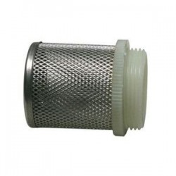 "Générique  SO-10205 Pre-filter Stainless steel strainer 3/4"" Stainless steel strainer flap"