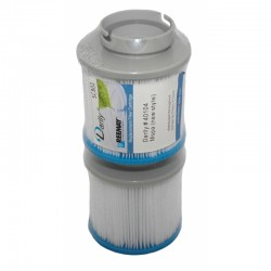 Darlly europe SC802 Spa-Darlly-Filter (2 Filter) - Pool- oder Spa-Filter DA-SC802 Kerzenfilter