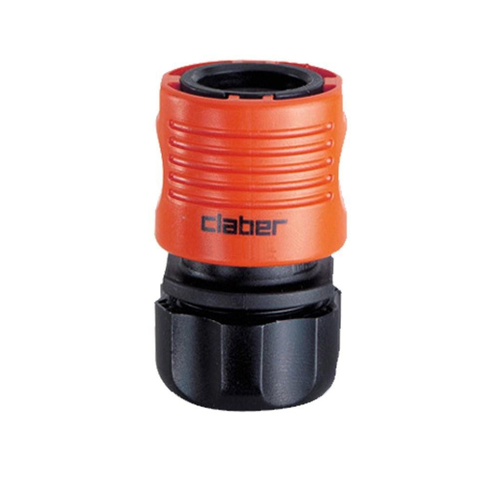 Claber raccords rapides pour tuyau de jardin 1/2 F - 12 a 15 mm BP-37247243 arrosage