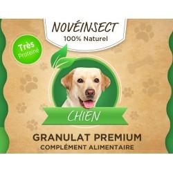 alimentaire CHIEN - 110 grammes Complément Nourriture novealand GR2-110-DOC