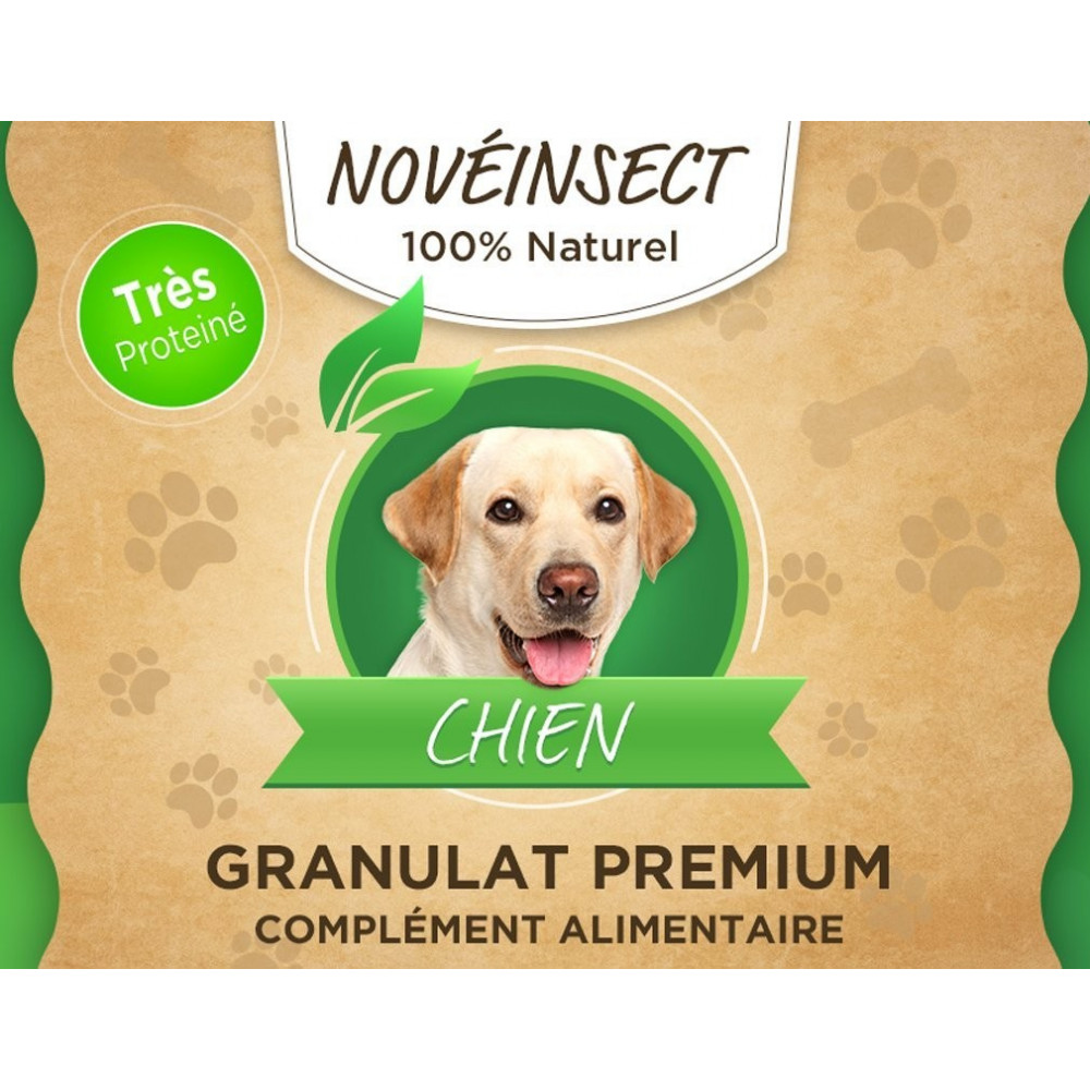 novealand GR2-110-DOC Food supplement for dogs - 110 grams COMPLÉMENT ALIMENTAIRE