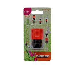 raccords rapides pour tuyau de jardin 1/2 F - 12 a 15 mm arrosage Claber BP-37247243