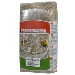 SISAL FIBRE VA-9797 Mousse vegetable mixture 100 gr birds Bird's nest product
