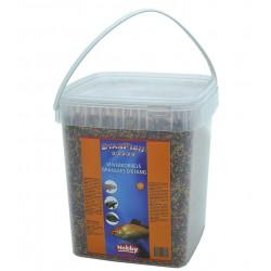 VA-23365 Vadigran Gránulos de pescado de estanque 10 l 3,5 kg Comida y bebida
