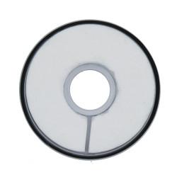 HAYWARD SC-HAY-250-1538 Hayward SP11051 Skimmer plaque à vide avec un tuyau Adaptateur droit Skimmer suction plate