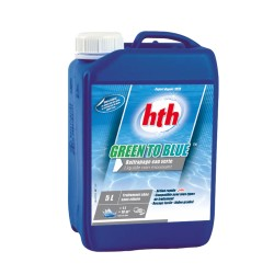 HTH GREEN TO BLUE 5 Litres