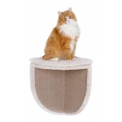 Griffoir d'angle pour chat 35 x 35 x 50 cm Griffoirs et grattoir Trixie TR-43162