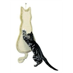 TR-43112 Trixie Griffoir chat 69 cm pour chat Griffoirs