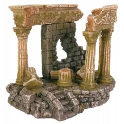 Ruine romaine de 13 cm, décoration poisson Décoration et autre  Trixie TR-8802