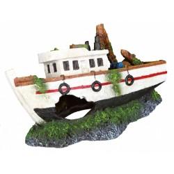 épave 15 cm décoration poisson Décoration et autre  Trixie TR-87818