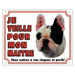 Vadigran VA-23491 french bulldog with dog panel Panel panel