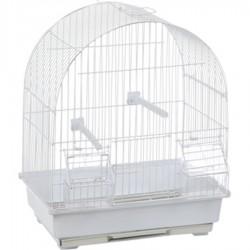 Cage pour canari Jambi 30 x 22.5 x 38 cm Cages, volières, nichoir Flamingo FL-107639