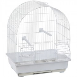 Jambi canary cage 30 x 22.5 x 38 cm Cages, aviaries, nest box Flamingo FL-107639