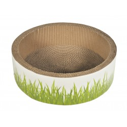 Basket and scratching post 2 in 1, Size 36X11CM FOR CAT Scratching post and scraper Vadigran va-13156