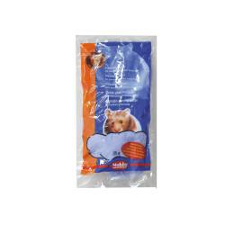 Nobby Ouate pour lit hamster 25 g. VA-81090 Foin, litière, copeaux