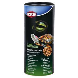 Trixie Natürliche Mischung für Wasserschildkröten 45G TR-76273 Essen und Trinken
