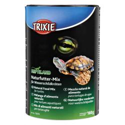 Trixie Natürliche Mischung für Wasserschildkröten 160G TR-76274 Essen und Trinken