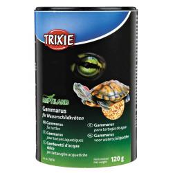 Gammarus, nourriture pour...