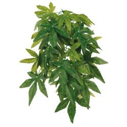Trixie 30 cm, Plante tissu à suspendre avec ventouse, Abutilon, pour reptile ou amphibien TR-76236 Décoration et autre