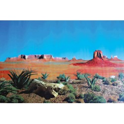 Fond décor de terrarium 60 × 150 cm Décoration et autre  Trixie TR-76320