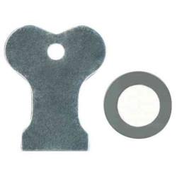 Trixie Membrane et clé de rechange Pour BRUMISATEUR A ULTRASONS FOGGER TR-76120 Brumisateur