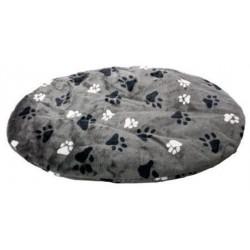 Flamingo coussin ovale gris 50 x 40 x 4 cm pour chien FL-61196 Dodo