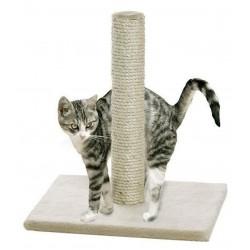 cat scratcher polset cat large beige 38 x 38 x 59 cm Scratchers and scraper Flamingo FL-1031266