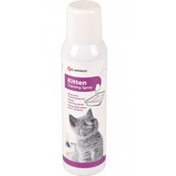 Flamingo Pet Products Educational spray for kittens. 120 ml bottle Games