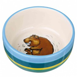 250 ML Ceramic bowl for guinea pigs Bowls, Trixie TR-60802 dispensers